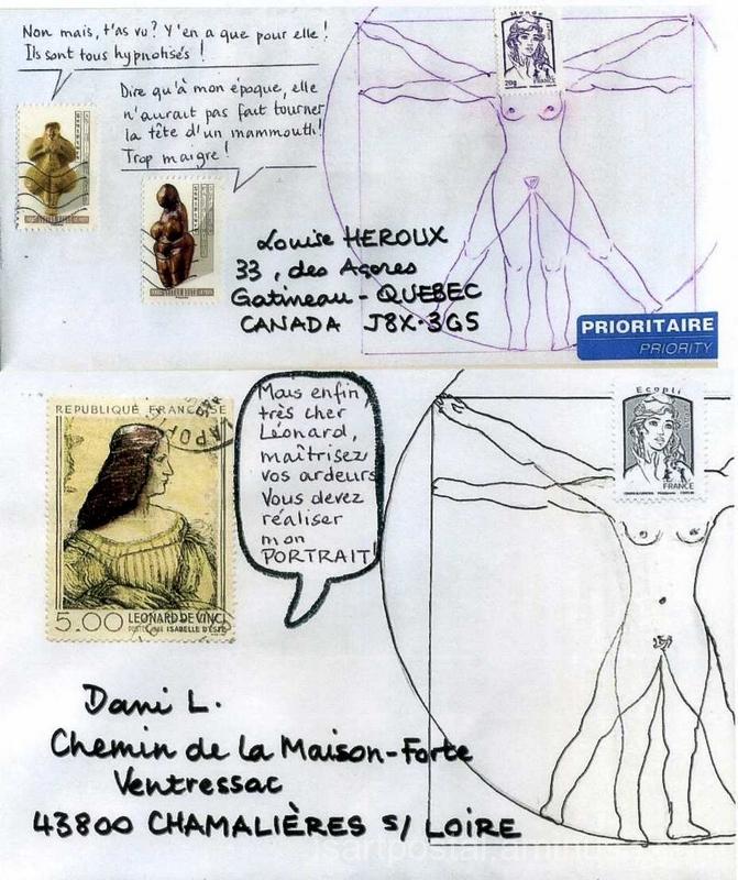 Autour de Madame de Vitruve