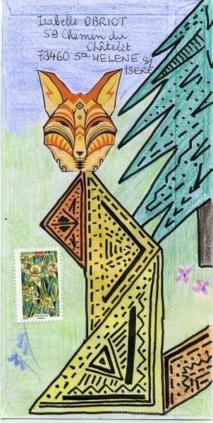 Renard tangram