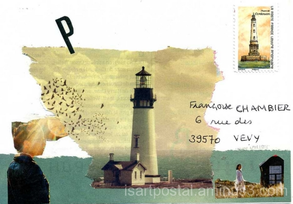 P comme phare