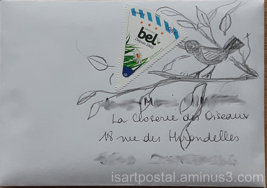 Hirondelle au fromage