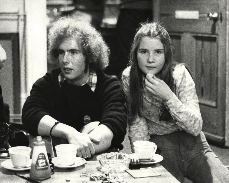 ME AND MANDY IN 1972