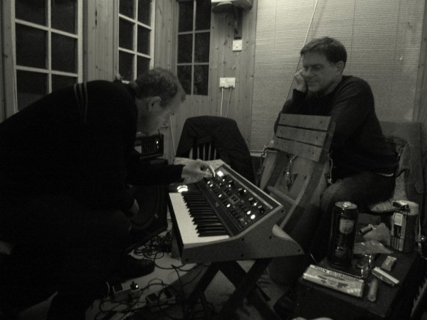 DAVID, ROSS, AND THE MOOG