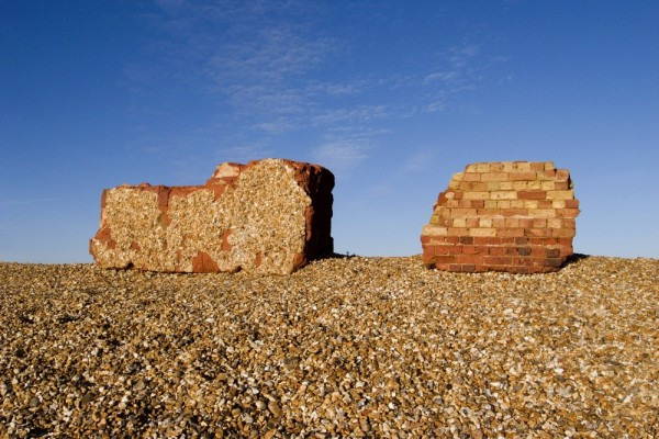 SEA DEFENCE, SOUTH COAST OF ENGLAND