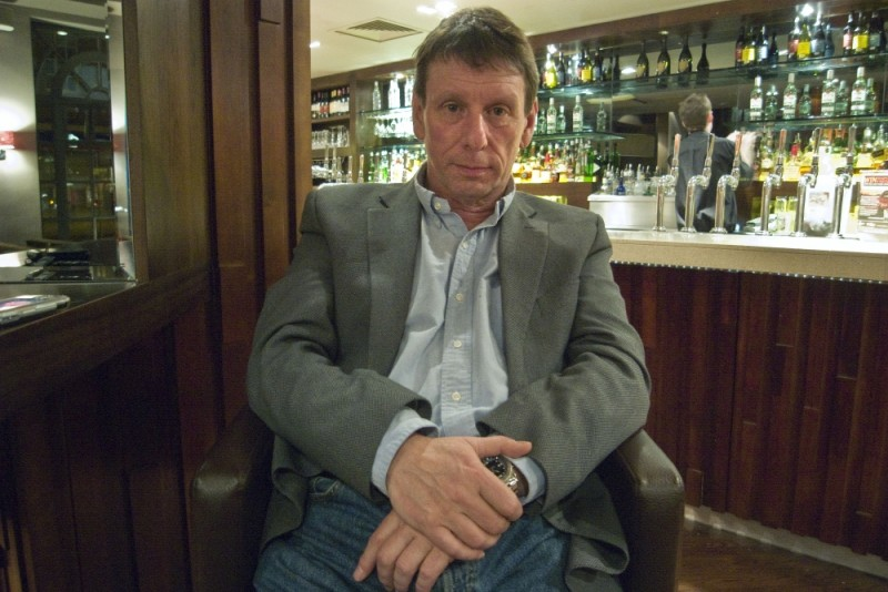 CHRIS AFTER LUNCH WITH MR HEWITT