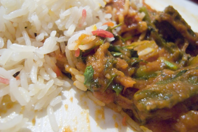 MONDAY CURRY