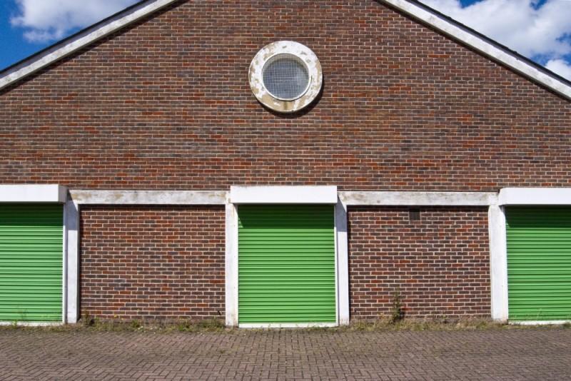 MORE GREEN DOORS