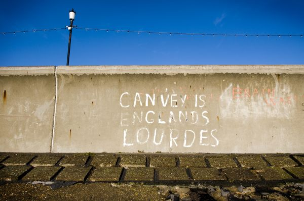 CANVEY IS ENGLANDS LOURDES