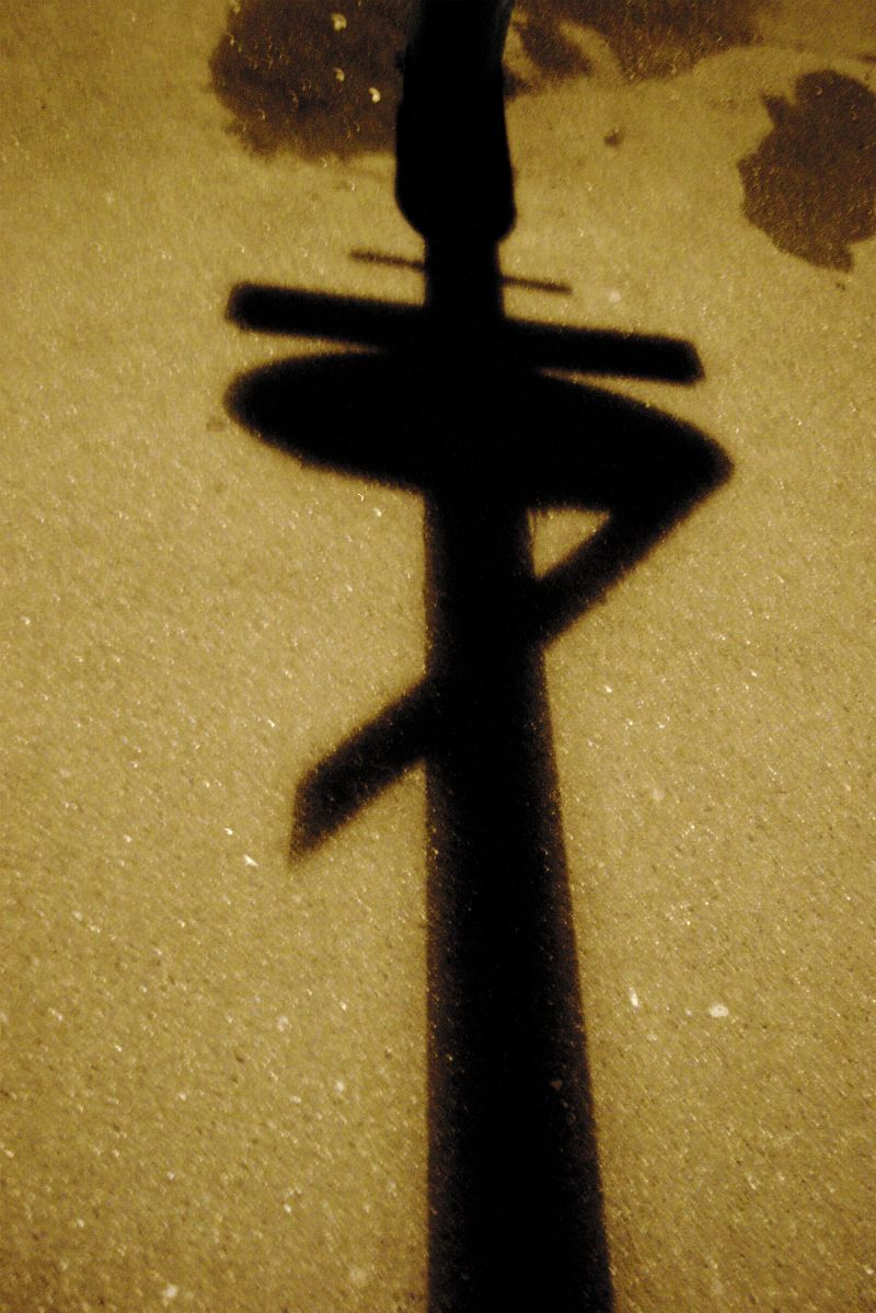 LAMPOST SHADOW