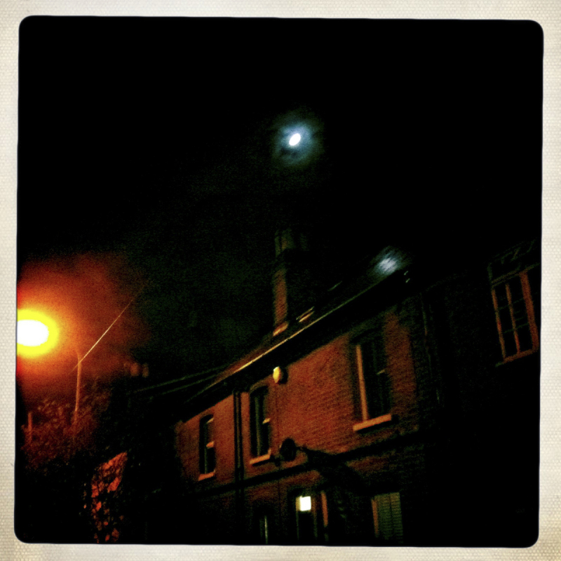 MY HOUSE BY THE LIGHT OF THE SILVERY MOON