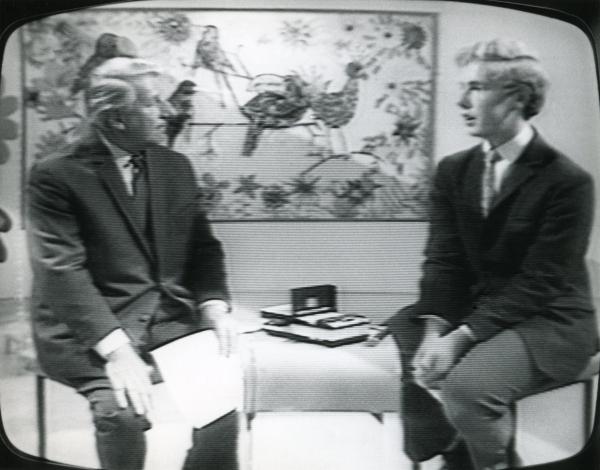 ME AND JOHNNY MORRIS, ANIMAL MAGIC, APRIL 1969