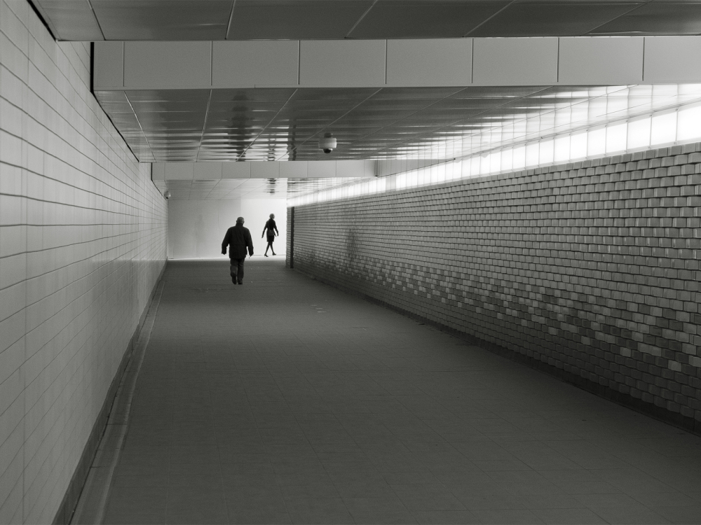 READING STATION UNDERPASS