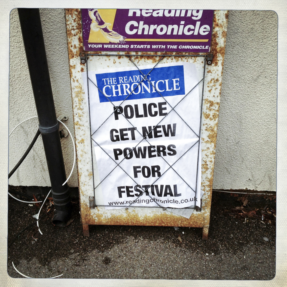 POLICE GET NEW POWERS
