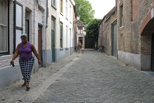 Cobble Alley