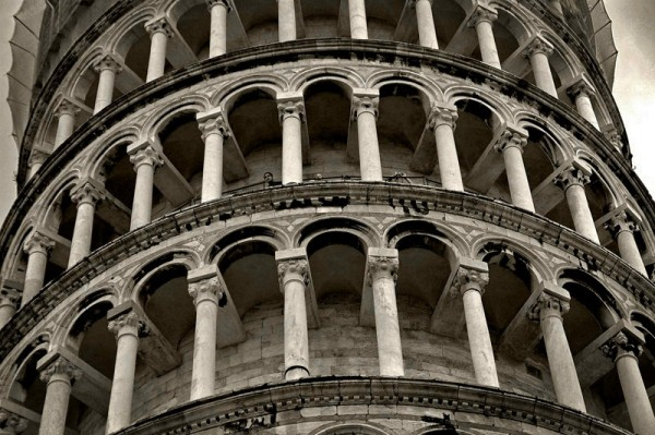 The Leaning Tower (2)