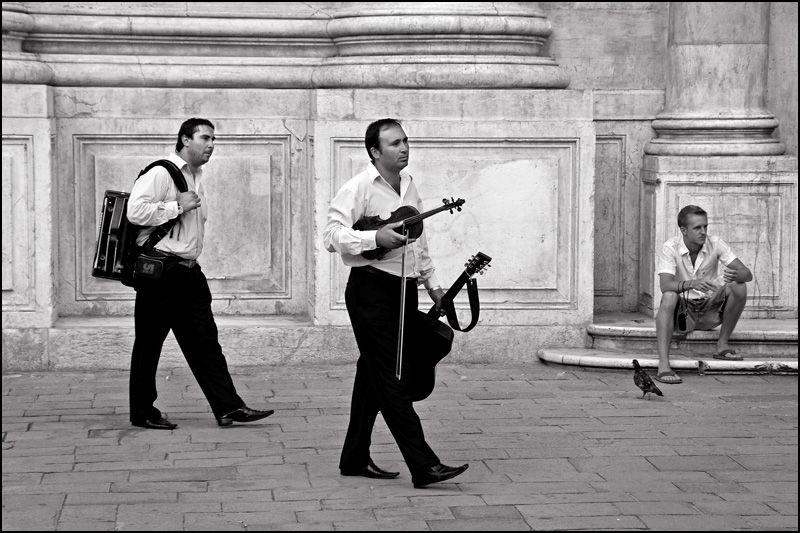 musicians venice