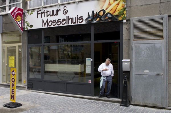 Frituur & Mosselhuis
