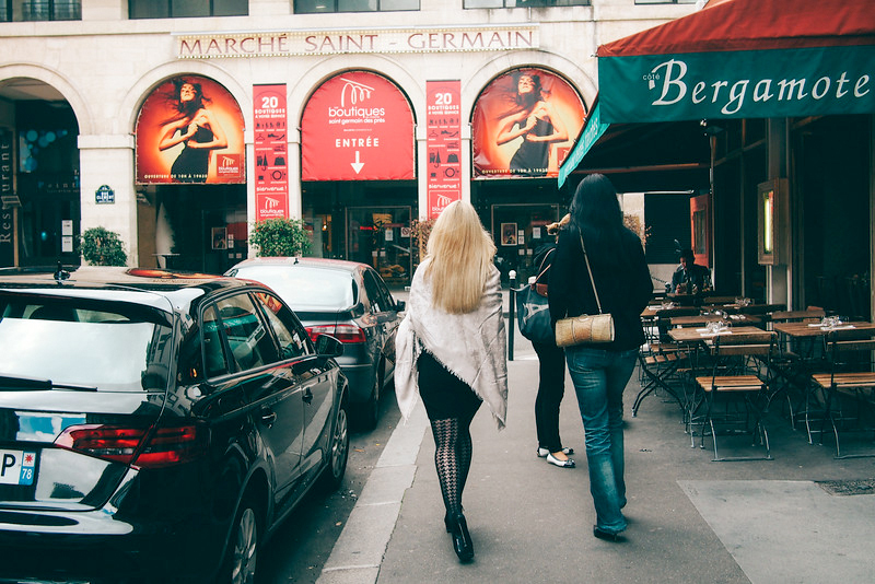 Marché Saint-Germain