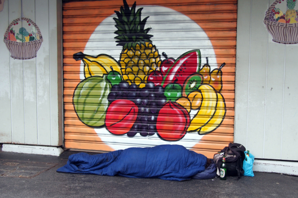 Homeless (II)