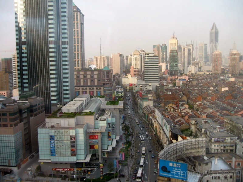 Shanghai X