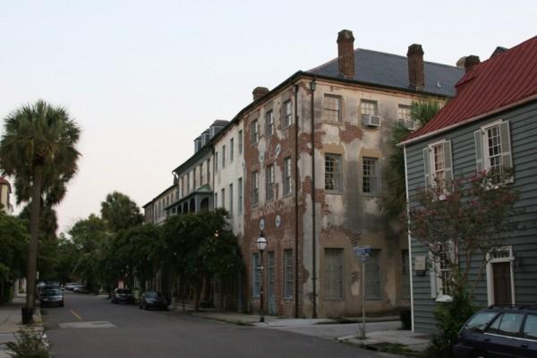Random Street in Charleston