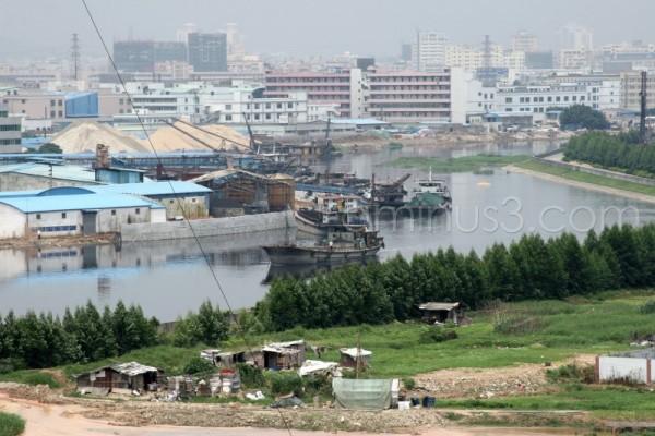 Canal in Shajing