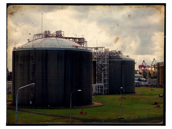 Port Botany Gas Plant