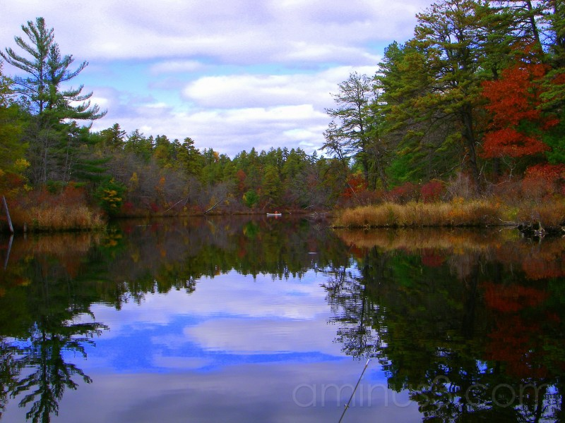 Fall Fishing in Maine