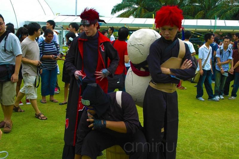 Cosfest 07 -- Naruto