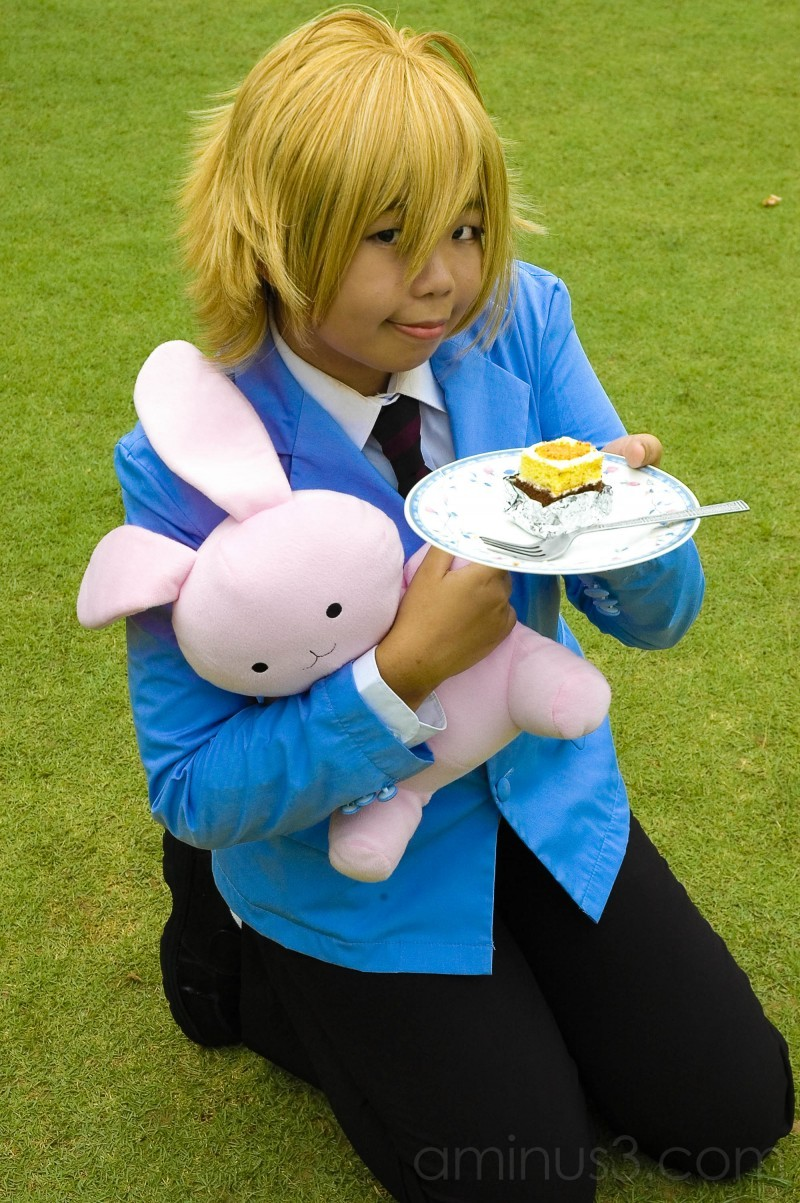 Cosfest 07 -- Ouran High Host Club