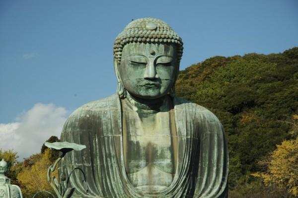 Giant Amida Buddha (大仏)