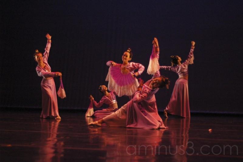 Dance: Oriental Beauty (Finale)