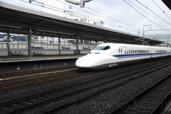 Shinkansen (新幹線)