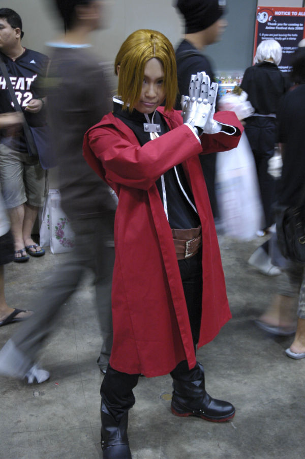 Cosplay: Edward Elric