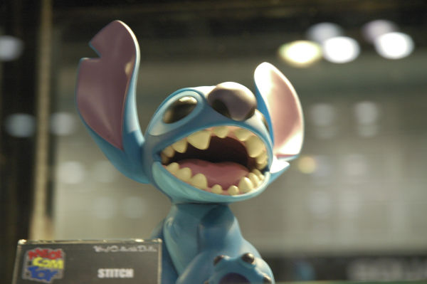 Figurine: Stitch