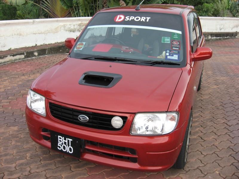 Daihatsu Mira L700 Cuore