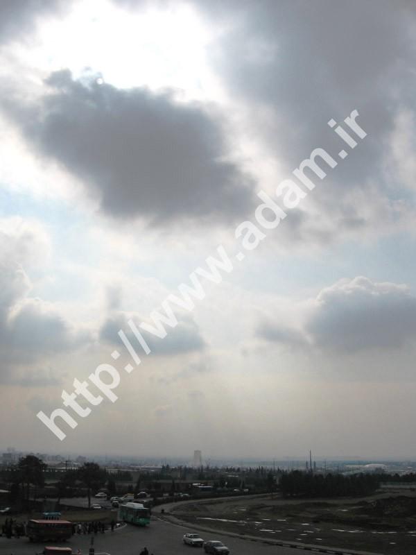 ایران-تهران-میدان آزادی-زمستان1385