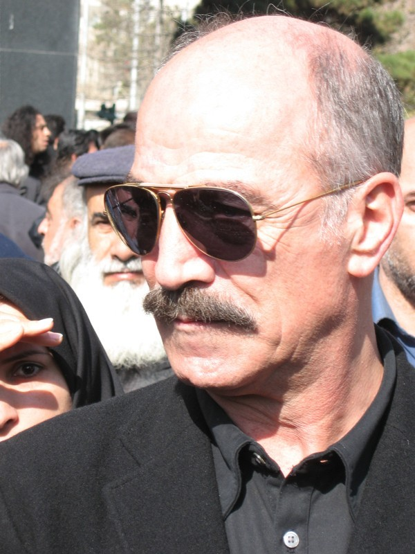 Saeid Raad is iranian Actor