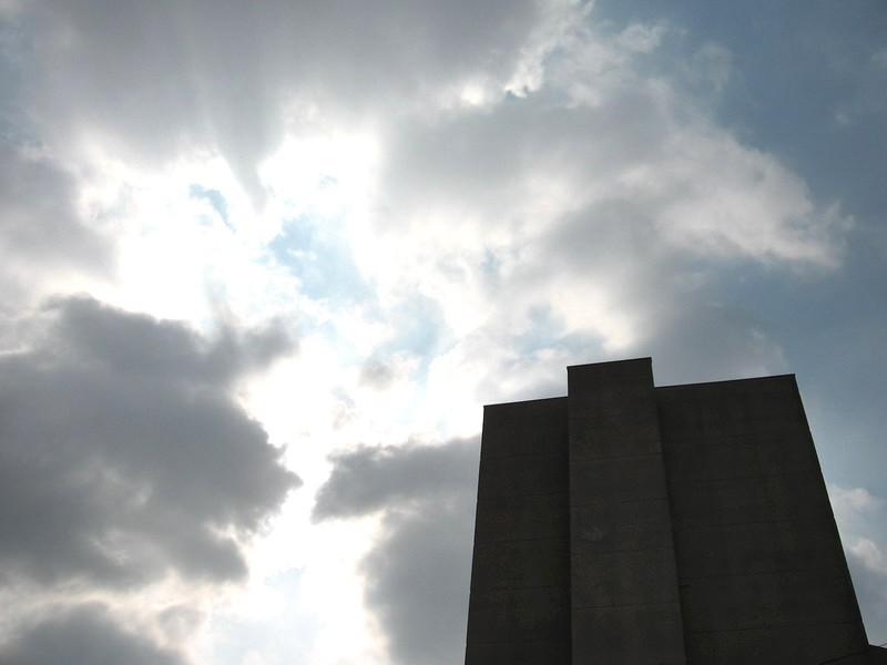 tower+sky
