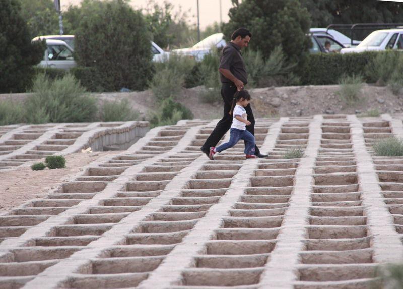 قبرستان بهشت زهرا(ع) Behesht e Zahra Cemetery