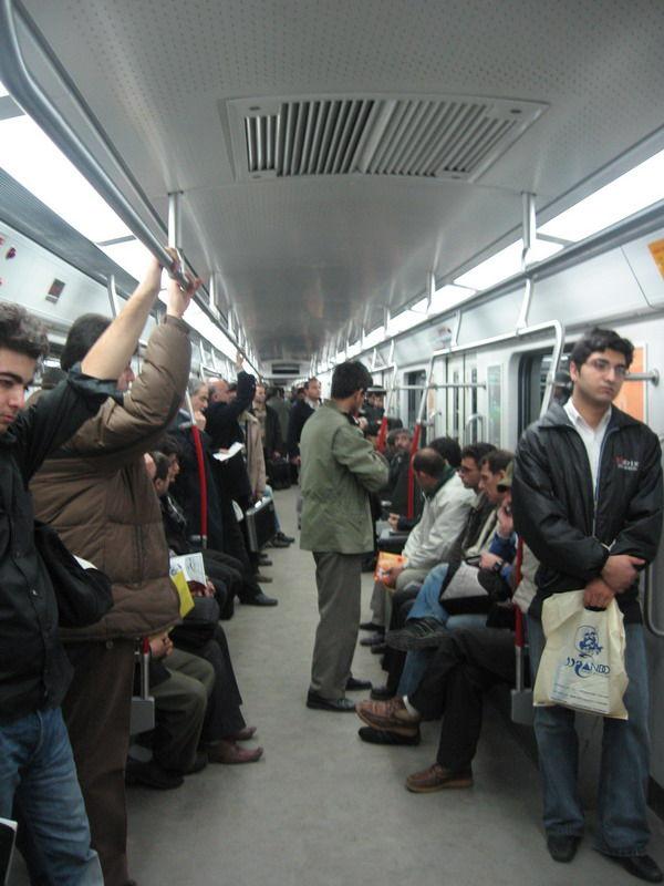مترو تهران Tehran Metro