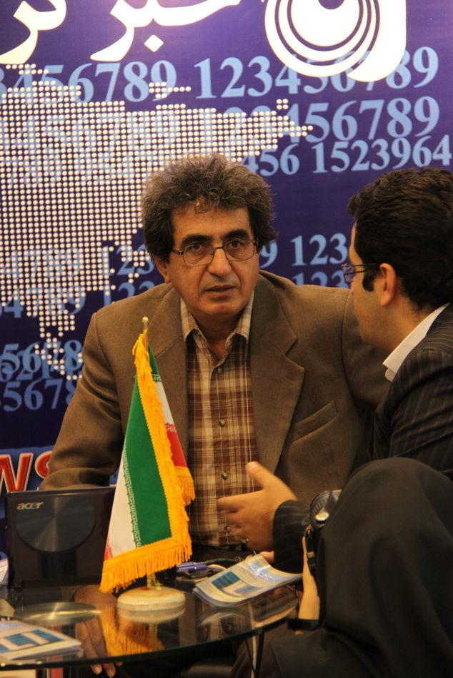 استاد مصاحبه من فریدون صدیقی