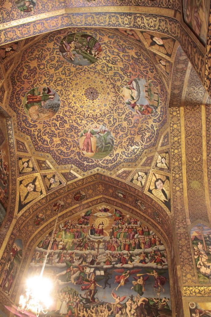 Vank Cathedral کلیسای وانک اصفهان