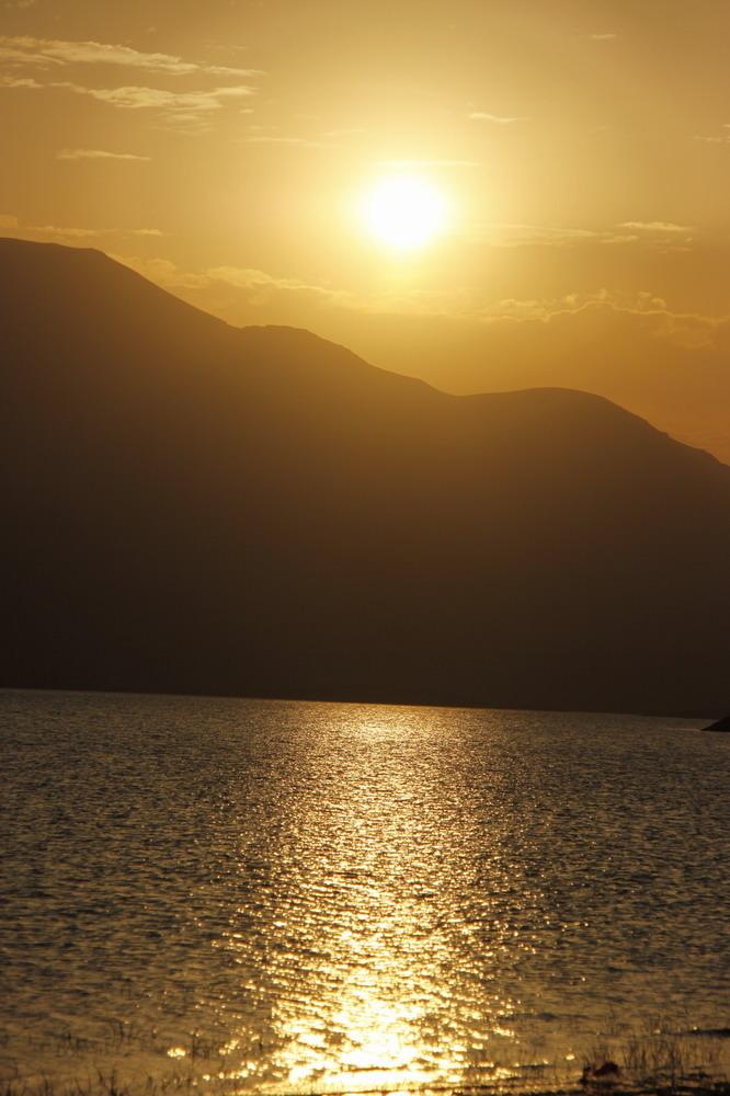 دریاچه سد طالقان