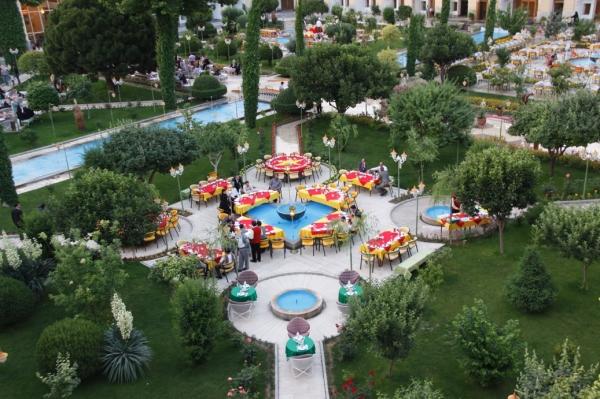 Abbasi Hotel Amadegah, Esfahān, Iran