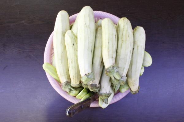Eggplant بادنجان