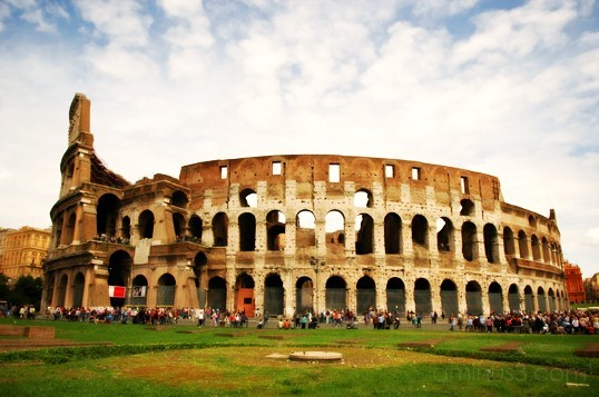 The magnificent Coliseum