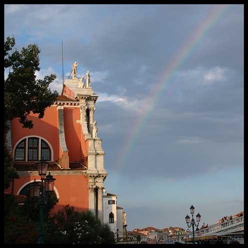 venezia rainbow