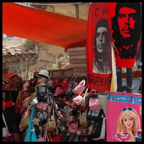 che & barbie