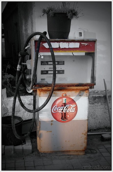 the cola pump