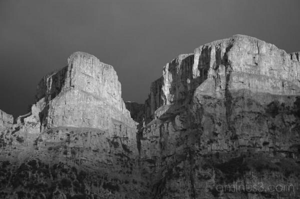 mountain epirus greece